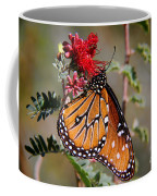 Queen Butterfly Coffee Mug