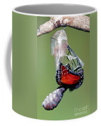 Queen Butterfly Coffee Mug
