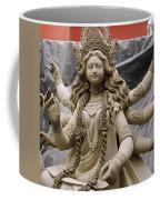 Queen Durga Coffee Mug by Shaun Higson