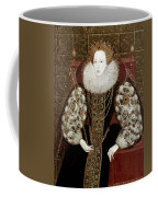 Queen Elizabeth I (1533-1603) Coffee Mug