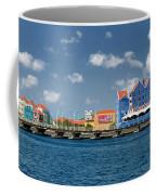 Queen Emma Bridge Open Curacao Coffee Mug