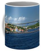 Queen Juliana Bridge  Queen Emma Bridge Curacao Coffee Mug