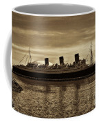 Queen Mary In Sepia Coffee Mug