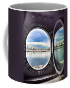 Queen Mary Starboard View Coffee Mug