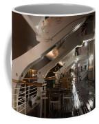 Queen Mary Sun Deck Coffee Mug