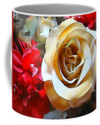 Queen Of The Bouquet Coffee Mug