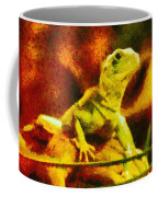 Queen Of The Reptiles Coffee Mug