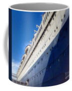 Queen's Blue  Coffee Mug