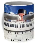 Queen's Life Boats Coffee Mug