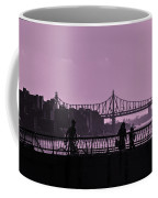 Queensboro Bridge 1 - Manhattan - New York Coffee Mug