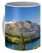 Queenstown Golf Club And Lake Wakatipu Coffee Mug
