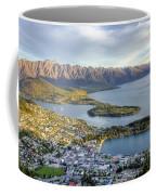 Queenstown Sunset Coffee Mug