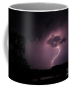 Questioning The Thunderstorm Coffee Mug