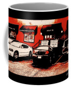 Quick Fix Pet Clinic Coffee Mug