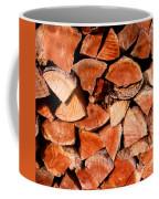 Quick Trick Wood Stack Coffee Mug