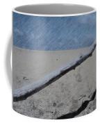 Quiet Beach Coffee Mug