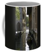 Quiet Canal In Venice Coffee Mug