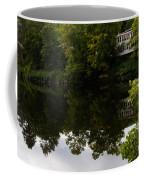 Quiet Lake In The Berkshires Coffee Mug