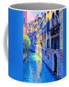 Quiet Morning In Venice Coffee Mug