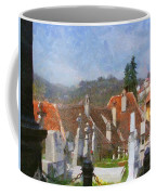 Quiet Neighbors Coffee Mug