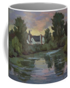 Quiet Reflections Duwamish River Coffee Mug