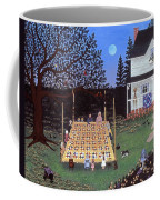 Quilting In The Country Coffee Mug