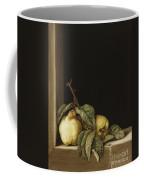 Quinces Coffee Mug by Jenny Barron