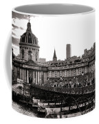 Quintessential Paris Coffee Mug
