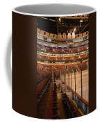 Quite Time Chicago United Center Before The Gates Open Vertical Coffee Mug