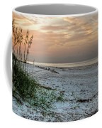 Quite Time On The Beach Coffee Mug