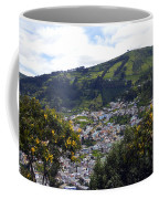 Quito From El Panecillo Coffee Mug