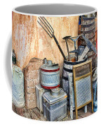 Quitting Time By Diana Sainz Coffee Mug