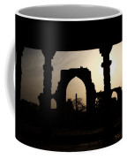 Qutab Minar Complex - New Delhi - India Coffee Mug