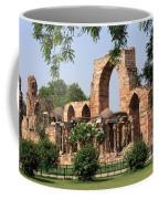 Qutab Minar Ruins Coffee Mug