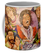 R B Legends Coffee Mug