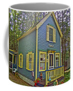 R Blue Heaven In Asbury Grove In South Hamilton-massachusetts Coffee Mug
