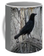 R Is For Raven Coffee Mug