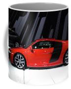 R8 In Red Coffee Mug