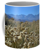Rabbit Brush Owens Valley Coffee Mug