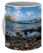 Rabbit Island Tide Pools Coffee Mug