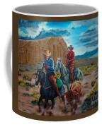 Rabbitbrush Round-up Coffee Mug