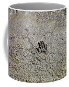 Raccoon Print Coffee Mug
