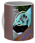 Race Boat Dash Coffee Mug