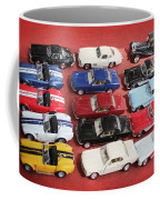 Race Cars Coffee Mug