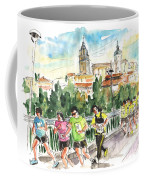 Race In Salamanca Coffee Mug