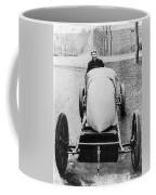 Racecar Driver, C1906 Coffee Mug
