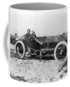 Racecar Drivers, C1913 Coffee Mug
