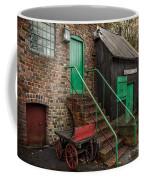 Racecourse Colliery  Coffee Mug by Adrian Evans
