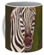 Racer, Zebra Coffee Mug