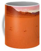 Racetrack Valley Death Valley National Park Coffee Mug
